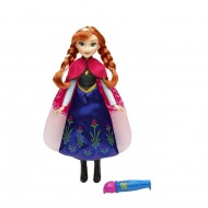 Disney Frozen Anna Mantello Cambia Colore di Hasbro B6701-B6699