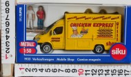 Siku camion espresso del pollo