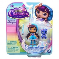 Little Charmers  bambola Lavender 8 cm di Spin Master