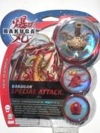Nuovi modelli Bakugan Special Attack personaggio Neo Dragonoid Vortex marrone  ultima serie  ccp11915