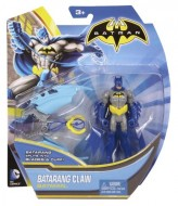 BATMAN ACTION FIGURE BCH66 - BCH67 DI MATTEL