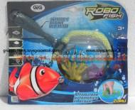 !!! giochi preziosi !!! ROBOT FISH DE LUX (1 ROBOT FISH + RETINO + 2 CORALLI) COD NCR 02190