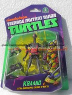 !!! GIOCHI PREZIOSI 2013 !!! TURTLES TEENAGE MUTANT NINJA, TARTARUGHE NINJA PERSONAGGI BASE KRAANG GPZ 90500 NICKELODEON