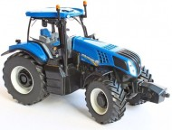BRITAINS 42726 SCALA: 1/32 TIPO:NEW HOLLAND T8.390 EU