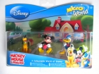 Giochi Preziosi Micro World Mickey Mouse e Friends