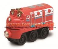 NOVITA' Chuggington PERSONAGGIO  WOOD WILSON COD LC 56001 GIOCHI , toys , BRINQUEDOS ,JUGUETES , JOUETS , giocattolo