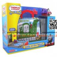 Thomas Mattel - Playsey Large di Thomas COLIN AL PONTILE R9619 COD R9111
