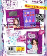 DISNEY DIARIO DI VIOLETTA MAKE - UP SECONDA SERIE NUOVO MODELLO COD NCR02255