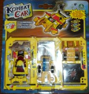 Giochi Preziosi  Kombat Car Guardiano Tigre Guerriera  ass.9