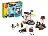 L'avamposto dei soldati di LEGO PIRATES 70410