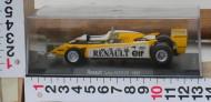 Macchina F1 del 1980 Renault Turbo RE20-23