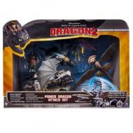 spin master Dragons 6023190 - Power Dragon Attack Set