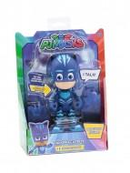 Super Pigiamini Pj Masks Personaggio Parlante 15 cm, Gattoby di Giochi Preziosi PJM04001