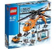 Lego City Arctic 60034 - Eli-Gru Artica