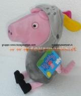 PELUCHE PEPPA PIG PRINCIPE  CM 36 CIRCA