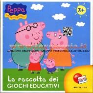 !!!! PEPPA PIG !!! La raccolta dei giochi educativi Peppa Pig LISCIANI