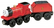 Thomas and Friends - James Trenino Wooden LC99149
