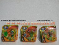 Tree Fu Tom Deluxe , Albero Fu Tom ,offerta 3 figure : Tom ,Twigs e Ariela di Giochi Preziosi 80262