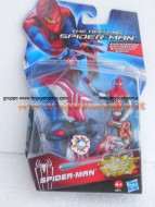 SPIDERMAN CON ACCESSORIO HASBRO