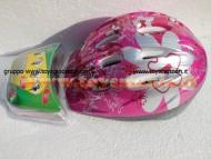 Protezioni - Caschetto Professional GIRL RDF500601 TAGLIA UNICA 47-53 REGOLABILE DAL CINTURINO