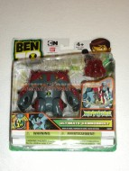BEN TEN ULTIMATE HAYWIRE ULTRA ROTOLONE , CANNONBOLT