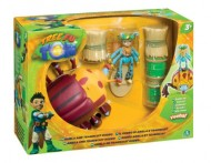 Tree fu tom Albero Fu Tom-Ariela e Teabiscuit Rodeo Playset 80272