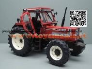 REPLICAGRI MODELLINO TRATTORE FIAT 115-90 DT SCALA 1/32 IN METALLO