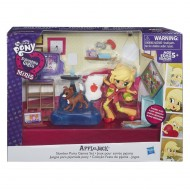 My Little Pony Equestria Girls Mini ,  la stanza da gioco di Applejack di Hasbro B4910