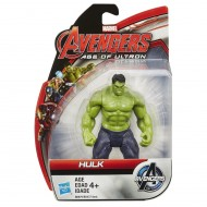 Marvel Avengers All Star Figure Hulk 10 cm B0979-B0437 di Hasbro