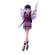 Winx Fairy School Bambola Musa con bracciale per bambina di Giochi Preziosi CCP91400
