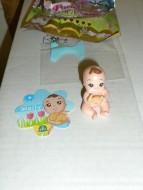 Paciocchini!!!! Country Babies!!!! personaggio WALLY completo di accessori.