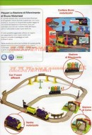 Chuggington !!!!!novita' nuovo modello playset la stazione di rifornimento di Bruno Motorised !!!!!!!!Chuggington!!!!! Chuggington!!!!!cod 470537