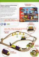 Chuggington !!!!!novita' nuovo modello playset la stazione di rifornimento di Bruno Motorised !!!!!!!!Chuggington!!!!! Chuggington!!!!!cod 470537