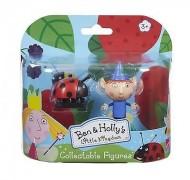 Il Piccolo Regno di Ben & Holly - Figura Gastone e Ben GPH05296