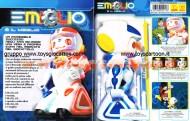 EMIGLIO ROBOT, ROBOT EMIGLIO NUOVO MODELLO CON ESPRESSIONI FACCIALI, BRACCIALE E VOCE COD GPZ02217
