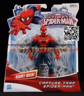 SPIDER MAN HASBRO SPIDERMAN CAPTURE TRAPPOLA A RAGNATELA