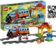 LEGO 10507 DUPLO TRENO Il mio primo treno  LEGO DUPLO City DUPLO - My First Train Set - 10507