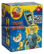 Giochi Preziosi Tom & Jerry, Action Game Tom Bomb cod. 15055 gioco di società dai 3 anni