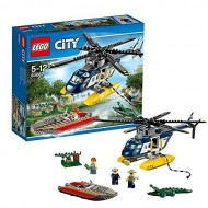 LEGO City Police 60067 - Inseguimento sull'Elicottero