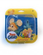 Topo Gigio-Mini Gigio & piccione di Grandi Giochi TPG01000