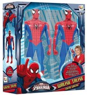 IMC 55013 - Walkie Talkie Spiderman - 2 PERSONAGGI CHE FANNO DA WIALKIE TALKIE