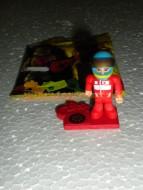 !!!! GIOCATTOLI  MINIOMINI !!!! PERSONAGGIO OMINI O-MINI PERSONAGGIO  FERDI  ,GIOCATTOLO COMPATIBILE CON LEGO COD 404010