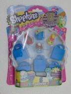SHOPKINS BLISTER 5 SHOPKINS 2 SERIE 56003