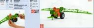 Bruder  rimorchio  irrigatore Amazone UX5200   02207
