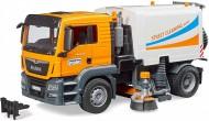 Bruder Camion Man TGS per Pulizia Stradale 03780