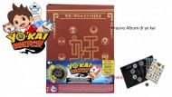 Yo-Kai - Gioco Medallium Collection Book - Album raccoglitore per medaglie yo kai B5945 hasbro