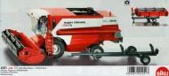 Siku Mietitrebbia Massey Ferguson 7278 ultimo pezzo fuori produzione