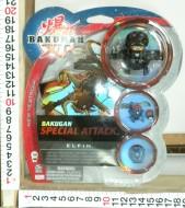 GIOCHI PREZIOSI Bakugan special attack ass.2 ELFIN