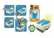 IMC Toys 30060 - Invizimals Z-Com Playset con Luci, Suoni e Realtà Aumentata
