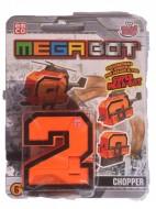 MEGA BOT - MEGABOT GRANDI GIOCHI - CREA IL TUO ROBOT MODELLO NUMERO 2 - CHOPPER